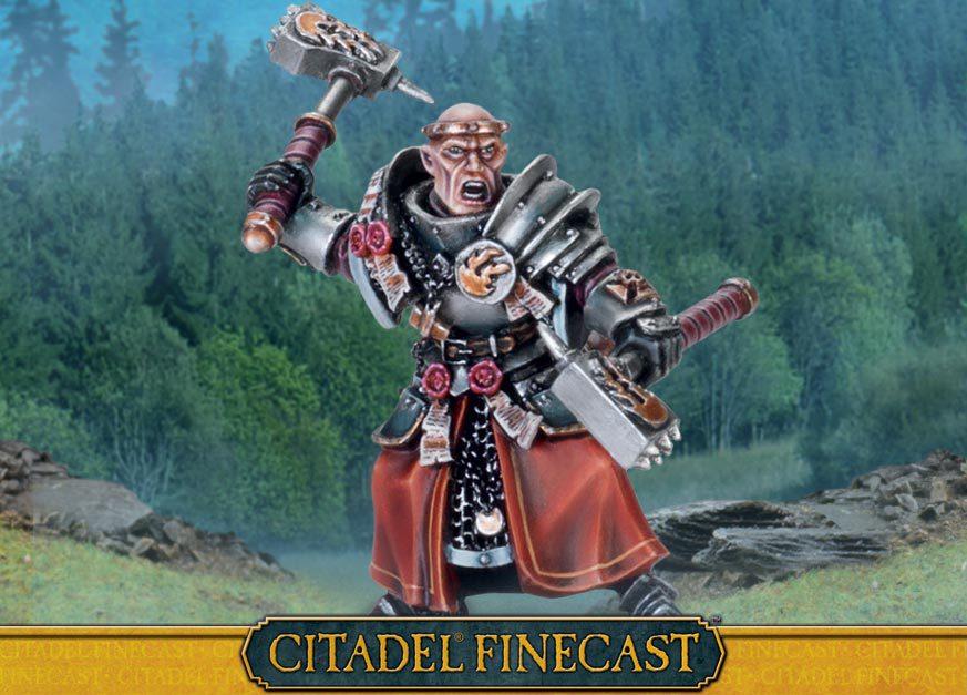 Empire Warrior Priest