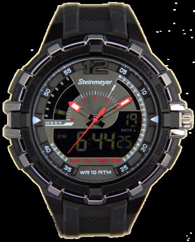 Купить Наручные часы Steinmeyer S 172.11.31 по доступной цене