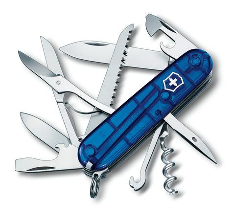 Офицерский нож Huntsman Sapphire Victorinox (1.3713.T2)