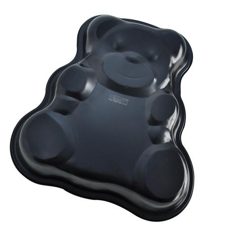 Форма для выпечки «Медвежонок» 93-CS-EA-4-10