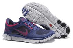 Кроссовки женские Nike Free Run 5.0 Blue Pink