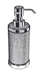 Дозатор для мыла Windisch 90507CR Starlight