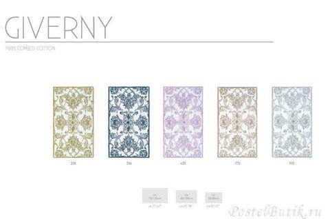 Элитный коврик для ванной Giverny 430 лиловый от Abyss & Habidecor