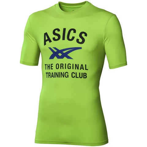 Футболка ASICS SS PERFORMANCE STRIPES TEE