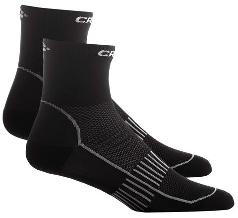 Носки Craft Basic Cool 2 пары черные
