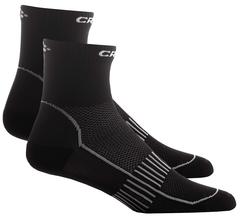Носки Craft Basic Cool 2 пары черные (1900745-2999)