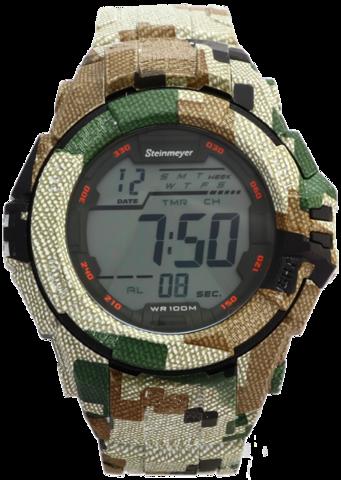 Купить Наручные часы Steinmeyer S 302.17.53 по доступной цене
