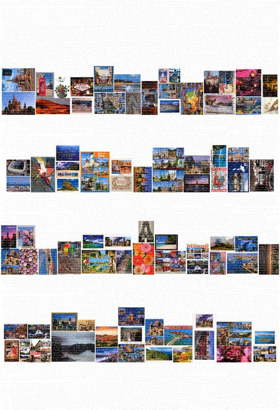 Фотообои (панно) Mr. Perswall Destinations P112102-4, интернет магазин Волео