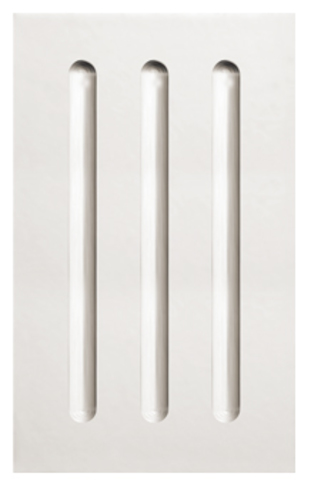 William Howard блок-плинтус из МДФ Fluted Plinth Block FPB-10525205, интернет магазин Волео