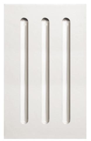 William Howard блок-плинтус из МДФ Fluted Plinth Block FPB-10525230, интернет магазин Волео