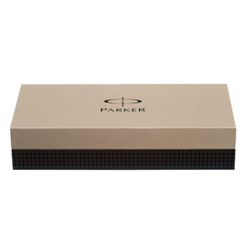 Parker Urban Premium - Pearl Metal Chiselled, ручка 5th пишущий узел, F, BL