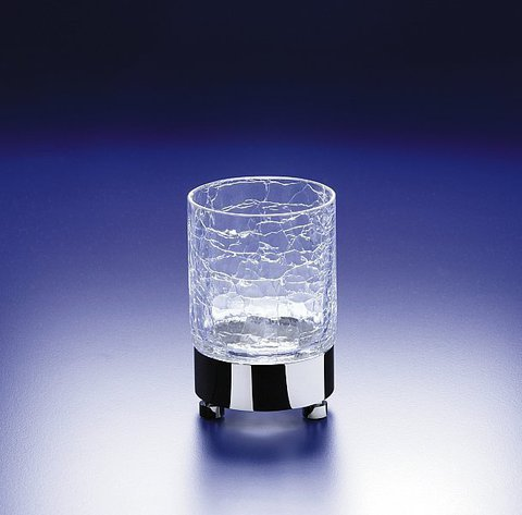 Стакан на подставке 94118CR Cracked Crystal от Windisch