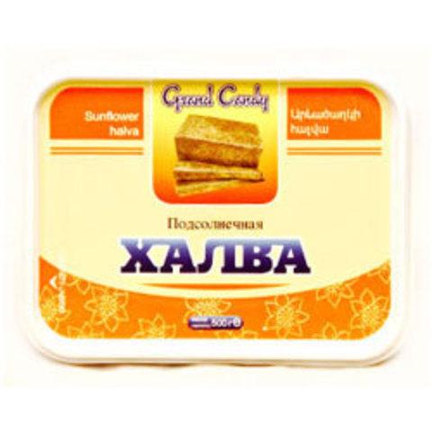 """Халва подсолнечная 500 гр """"Grаnd Candy"""""""
