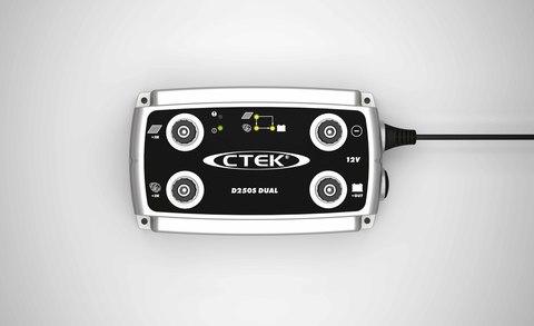 Зарядное устройство CTEK D250S DUAL