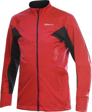 Лыжная куртка Craft PXC High Performance мужская красная