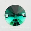 3200 Пришивные стразы Сваровски Emerald (14 мм) ()