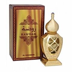 Духи натуральные масляные RAWDAN/ Рауда / унисекс / 15мл / ОАЭ/Al Haramain