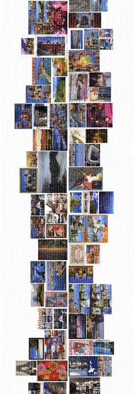 Фотообои (панно) Mr. Perswall Destinations P112103-2, интернет магазин Волео