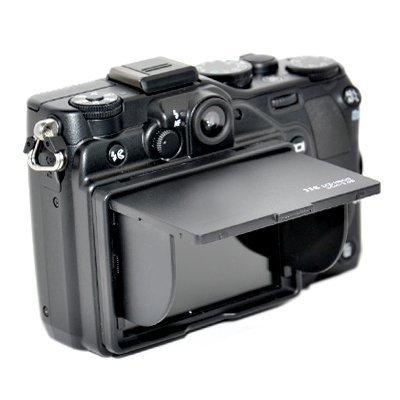 Универсальная защитная бленда для LCD экрана JJC LCH-3,0B