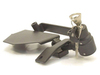 Блокиратор КПП для INFINITI QX 70 /2014-/ А+ P - Гарант Консул 18001.L