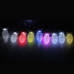 Гирлянда светодиодная «Стеклянные шишки», CL56 (Feron)