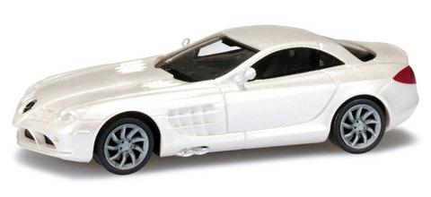 Herpa 033206-002 Легковой автомобиль MB SLR McLaren, НО