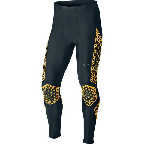 Тайтсы Nike Swift Tight чёрные