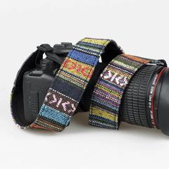 Цветной ремень для фотокамеры