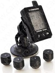 Датчики давления в шинах (TPMS) Carax CRX-1041 с 4-я датчиками