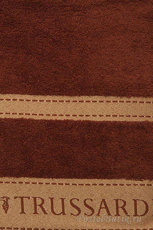 Наборы полотенец Набор полотенец 2 шт Trussardi Golf коричневый elitnie-polotentsa-golf-korichnevie-ot-trussardi-italiya-big.jpg
