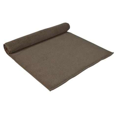 Элитный коврик для ванной Chicago коричневый от Casual Avenue