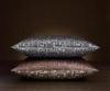 Элитный пододеяльник Meander серебро от Elegante