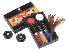 """Подарочный набор Shunga (Шунга) """"Секреты гейши"""", 6 предметов"""