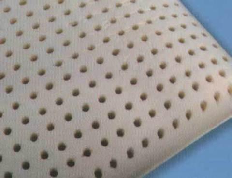 Элитная подушка из латекса Ergonomico от Caleffi