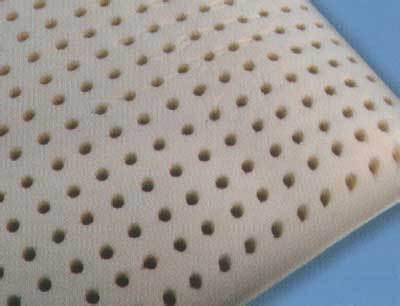 Подушки для сна Подушка из латекса 43x65 Caleffi Ergonomico podyshka-ergonomico-ot-caleffi.jpg