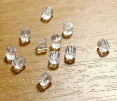 Заглушки силиконовые TierraCast 3 мм, 5 пар
