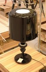 Настольная лампа Masi Eva TL3+1G черная