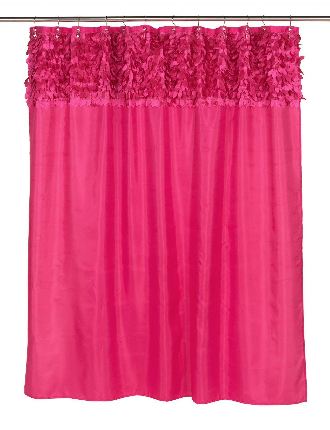 Шторки для ванной Шторка для ванной 178x183 Carnation Home Fashions Jasmine Raspberry elitnaya-shtorka-dlya-vannoy-jasmine-raspberry-ot-carnation-home-fashions-ssha-kitay.jpg