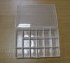 Пластиковый контейнер прямоугольный 260х170х46 мм
