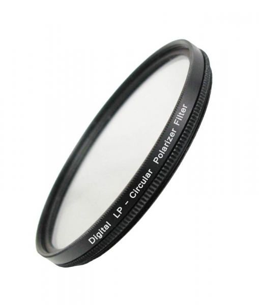 Поляризационный фильтр Flama CPL Filter 58mm (светофильтр для фотоаппарата с диаметром объектива 58 мм)
