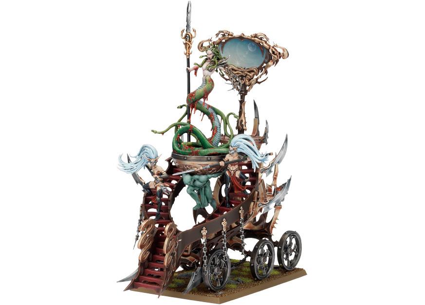 Cauldron of Blood / Bloodwrack Shrine