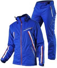 Лыжный костюм Noname Trainer Blue утепленный мужской