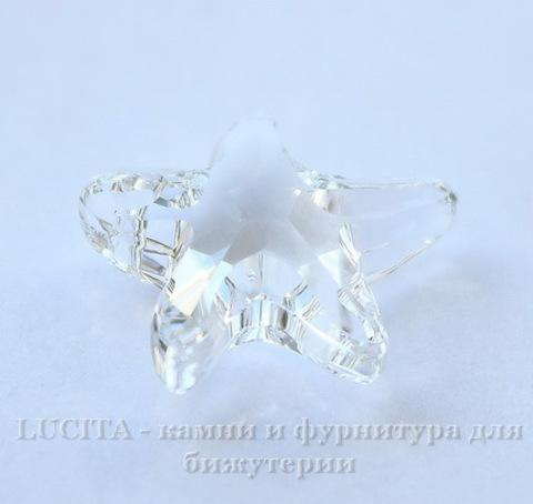6721 Подвеска Сваровски Морская Звезда Crystal  (16 мм) ()