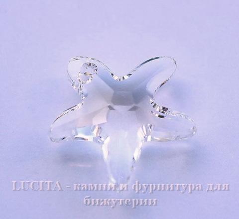 6721 Подвеска Сваровски Морская Звезда Crystal  (20 мм) ()