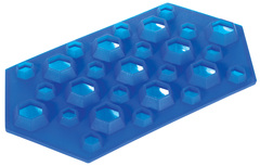 Форма для льда «Бриллианты» 93-SI-FO-16.5