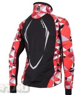 Куртка One Way diamond red