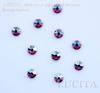 2058 Стразы Сваровски холодной фиксации Rose AB ss12 (3,0-3,2 мм), 10 штук ()