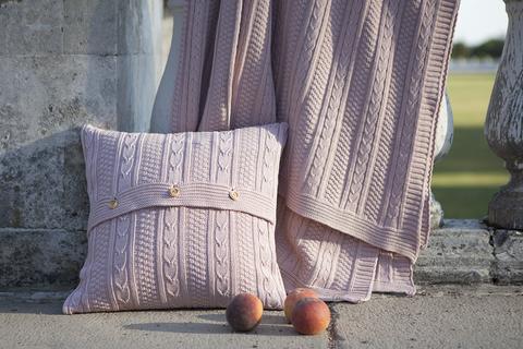 Наволочка декоративная 40х40 Luxberry Imperio 10 тутовая ягода