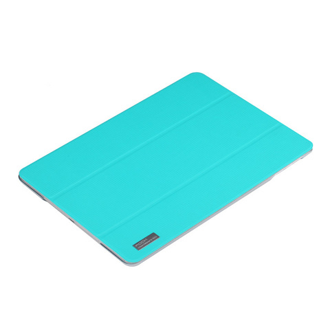 Чехол ROCK Elegant case Azure Лазурный для iPad Air