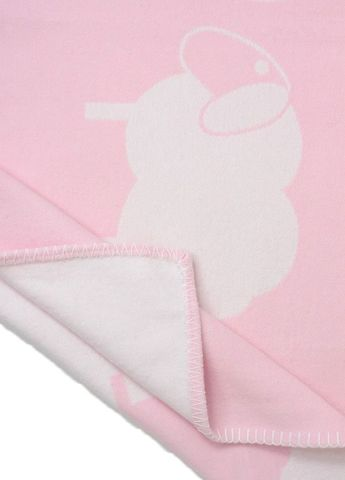 Плед детский 100х150 Luxberry Farm розовый
